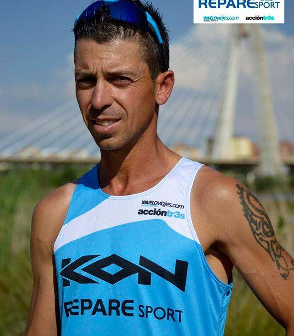 El atleta Juan Domingo Gómez (KON-Repare Sport) gana la VIII Media Maratón Valdigüelo