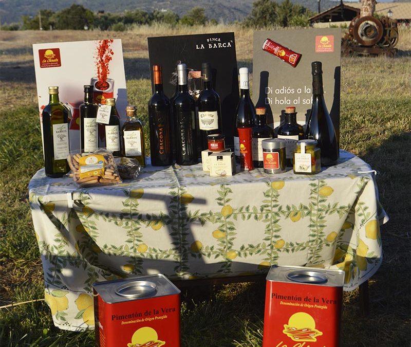 Gastronomía extremeña, deporte y reciclaje en Plasencia