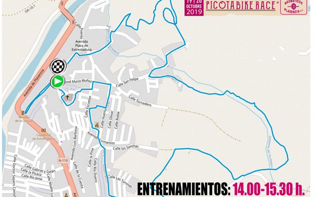 Cabezuela del Valle acoge mañana la etapa contrarreloj con la que comienza la Picota Bike Race by Neumáticos Plasencia