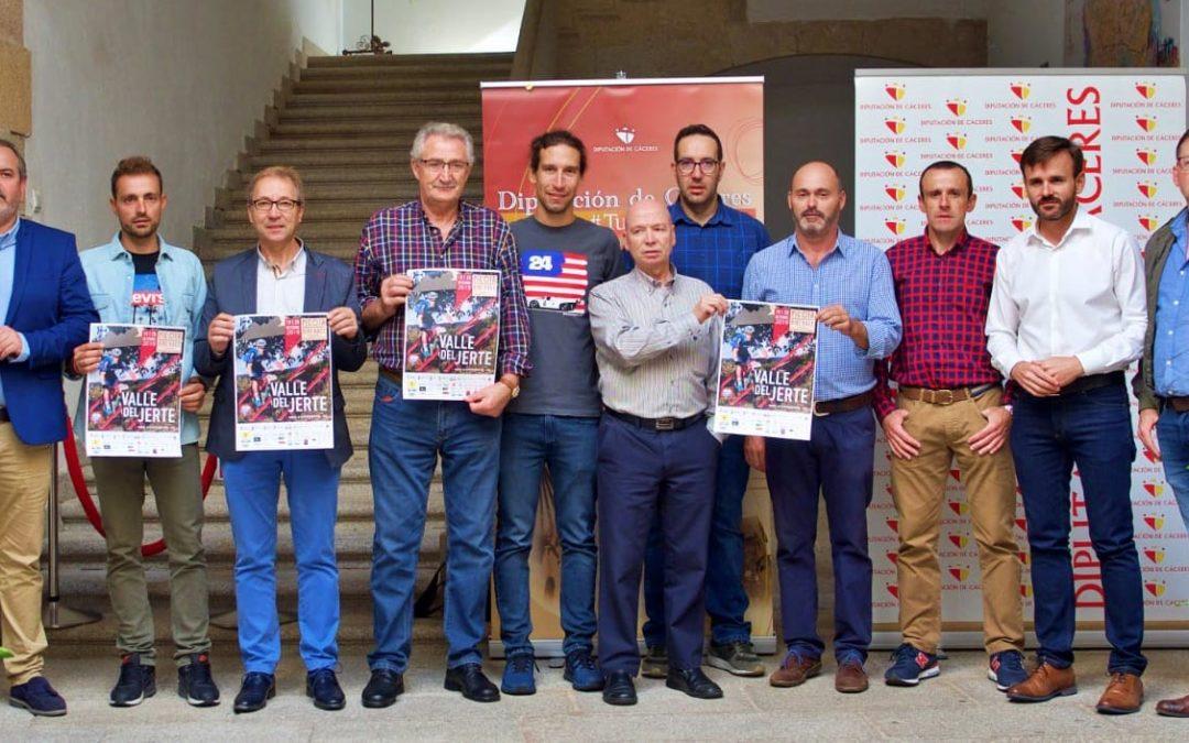 PRESENTADA EN CÁCERES LA 'PICOTA BIKE RACE BY NEUMÁTICOS PLASENCIA'
