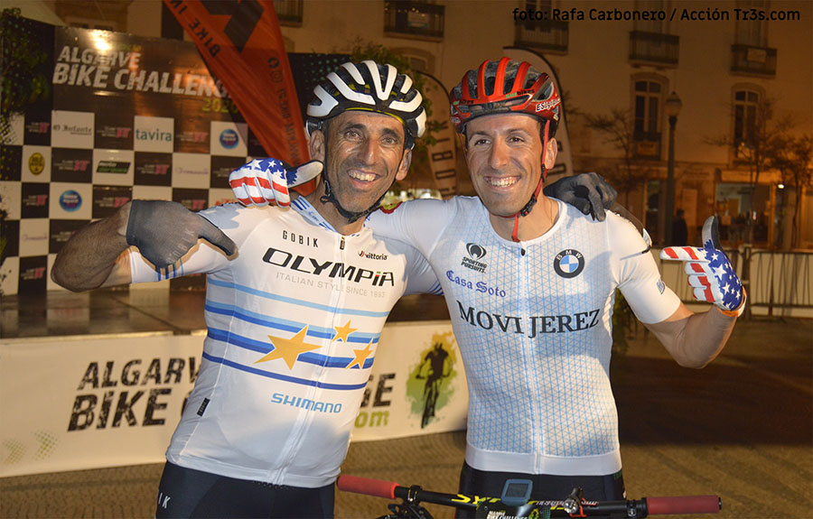 Guerrero y Vargas lideres ABC2020