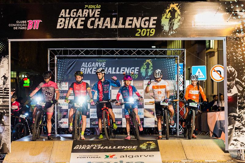 Algarve Bike Challenge 2020: Etapas y parejas favoritas