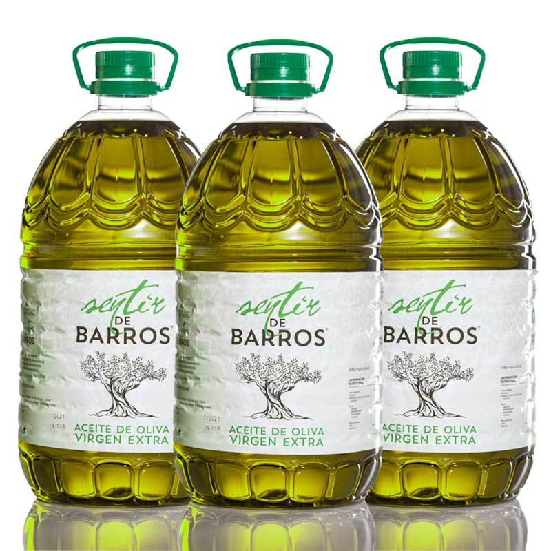 AOVE Sentir de Barros 3pet x5L