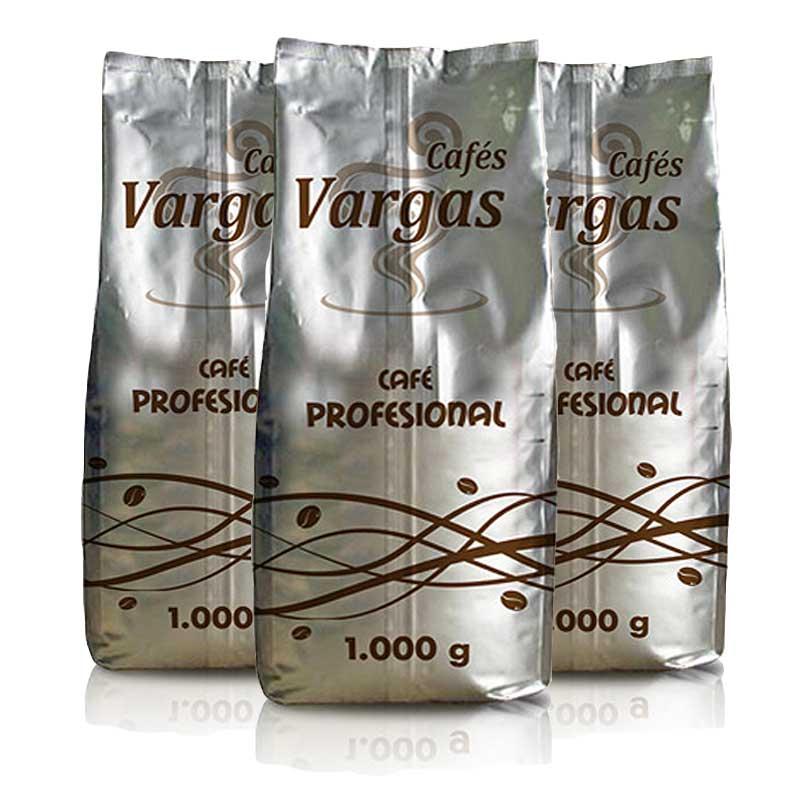Café Vargas Profesional 3 Kgs