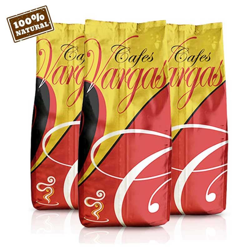 lote Cafés Vargas Expreso 3 Kilos