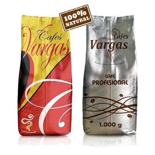 lote Cafés Vargas Profesional y Expreso