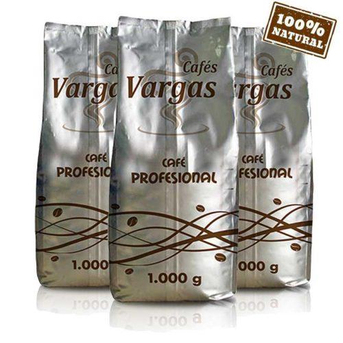 Lote Cafés Vargas Profesional 3 Kilos