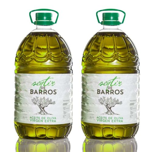 AOVE Sentir de Barros x2 pet 5 litros